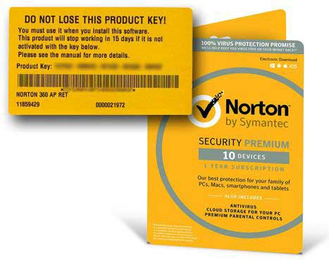 Renew Norton Antivirus with Product Key
